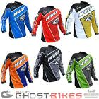 Wulf Crossfire Adult Motocross Jersey MX Enduro Top Breathable Wulfsport Shirt