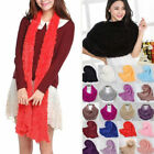 1Pc Fashion Lady Women Soft Magic Scarf Magic Knitting Collar Scarf Wraps Shawl