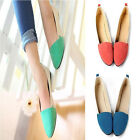 Euramerican Style Summer / Spring Flat Casual Shoes For Women Low-fronted Shoes