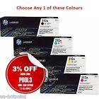 Any 1x HP Genuine #312A CF380A/CF381A/CF382A/CF383A Toner- M476dn/M476dw/M476nw