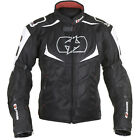 OXFORD MELBOURE AIR 2.0 VENTED SUMMER SPORTS TOURING MOTORCYCLE MOTORBIKE JACKET