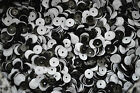 SEQUINS BULK BAGS LOOSE ROUND CUPPED SEWING/EMBELLISHMENTS BUY 2 GET 1 FREE