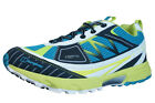 Berghaus Limpet Low Womens Tech Trail Running Sneakers / Shoes - Green - G45