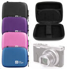 Shell Case for Panasonic Lumix DMC-TZ60 TZ55 TS40 TZ40 in Black Pink Purple Blue