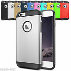 """Dual Armour Case Shockproof Slim Cover For New Apple iPhone 6 (4.7"""")"""