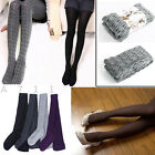 Thermo Strumpfhose Warm Winter Leggings Blickdichte Leggins Dick Damen Pantyhose