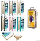 Kinbashi Guardian Luxury Metal Aluminum Bumper Frame Case Cover For iPhone 5se