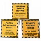 PCN Penalty Charge Parking Infringement Parking Charge Notice Wallets