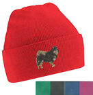 Finnish Lapphund Beanie Hat Embroidered by Dogmania