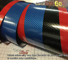 【6D Gloss】 Ultra Shining Carbon Fibre Vinyl Wrap Film Sticker 5D Upgraded