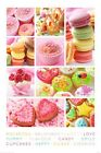 New Sweet Collage Cakes Galore Maxi Poster