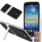 Protective Hybrid Impact Kickstand TPU Cell Case Cover Stand for Samsung Iphone