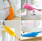 Cleaning Feather Duster Magic Anti Static Dust Cleaner Handle Telescopic Duster