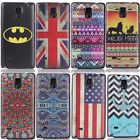 1X New Fashion Design Multi Pattern Hard Back Case Cover For Samsung Note 4 A1