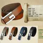 P-828 Fangle men's Genuine Leather Waist Stylish Fashion Belt Free Shipping