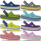 CROCS Crocband Kids Clogs in 8 neuen Sommerfarben NEU Gr. 21-35