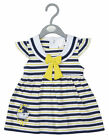 Baby Girls Nautical Romper Dress Built in Bodysuit Newborn - 9 months