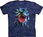 THE MOUNTAIN Rippin T-Rex Kids/Boys/Girls T-shirt/Top dinosaur world/Jurassic