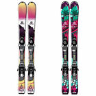 Salomon Q Lux Junior Ski Incl. Bind. - Children Skiset All Terrain Rocker