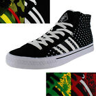 Iron Fist Men's Duane Peters Clasher Hi Skate Sneakers Shoes