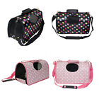 New Fashion Pet Tote Bag Dog Cat Purse Carrier Cute Doggy Handbag S M Size