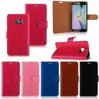 For Samsung Galaxy S6/S6 Edge Flip PU Leather Card Wallet Stand Case Cover Pouch