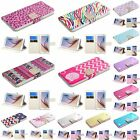 For Samsung Galaxy S6 Diamond Bling Belt Flip PU Leather Cover Case Pouch