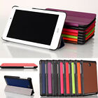 """Acer Iconia A1-840 FHD 8"""" Tablet Tri-Fold Ultra Slim Shell Stand Case Fit Cover"""