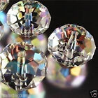 wholesale 100pcs Clear Swarovski Crystal Gem Beads 4MM---14MM