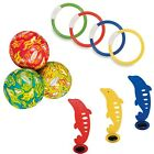 Intex Swimming Pool Underwater Fun Game Dive Rings, Sticks, Dolphins and Balls