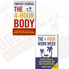 Timothy Ferriss The 4-Hour Work Week and The 4-Hour Body, 2 Books Collection Set