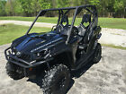 2013 CAN-AM COMMANDER XT1000  WWITH POWER STEERING BLACK CARBON FIBER