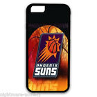 PHOENIX SUNS SAMSUNG GALAXY & iPHONE CELL PHONE HARD CASE RUBBER COVER