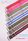 18MM Nylon Watch band watch strap colorful fashion watch band 60color available