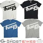 Furygan Diago MC Casual T-Shirt Bike Cotton Mens Leisurewear Regular All Sizes