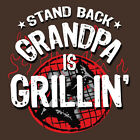 Apron BBQ Grill King Grandpa Grillin Dad Dooking Champion Boss Smoking Hot New