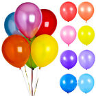 New 100Pcs Colorful Pearl Latex Balloons Celebration Party Wedding Birthday 10""