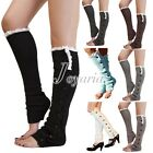 7 Colors Fashion Women Outdoors Winter Warm Soft Acrylic Fibers Long Socks New