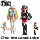 "Tattoo Divas 12"" Fashion Styling Dolls /w Tattoo Pen - Assorted"