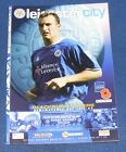 LEICESTER CITY HOME PROGRAMMES 2003-2004