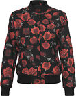 Urban Classics   Damen Ladies Roses Bomber Jacke TB1028  extrem IN + Stylie