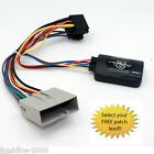 CTSFO012.2 FORD FUSION 2002 to 2005 STEERING WHEEL STALK CONTROL INTERFACE LEAD
