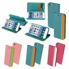 """Premium Book Leather Cresit Card Stand Flip Case Cover Pouch For iPhone 6 4.7"""""""