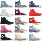 Converse Chucks All Star HI CT Trainers Shoes Size 36-42