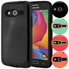 Shell Armor Hybrid Shockproof TPU Thin Hard Case Cover For Samsung Galaxy Avant
