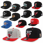 MITCHELL & NESS AND FITTED CAP CHICAGO BULLS LA KINGS NETS LAKERS 6 7/8 - 7 3/4