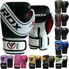 RDX 6oz Kids Boxing Gloves Junior Mitts 4oz Punch Bag Children MMA Youth Boys JB