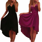 Women Sexy Sleeveless Bandage Bodycon Evening Party Cocktail Long Gown Dress