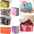 BD Storage Case Holder For Travel Costmetic Portable Box Organizer Dual Zipper