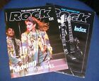 THE HISTORY OF ROCK MAGAZINE ISSUES 121 AND 122
